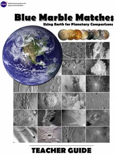This 5-E lesson connects the shape of Earth's surface (and the names of the features that correspond to those shapes and textures) to the processes that form them. It also introduces students to how scientists use Earth to gain a better understanding of other planetary bodies in the solar system.
