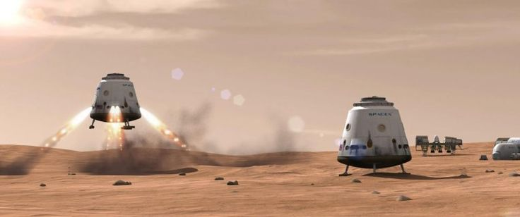 """SpaceX's Mars Colonial Transporter can go """"well beyond"""" Mars"""