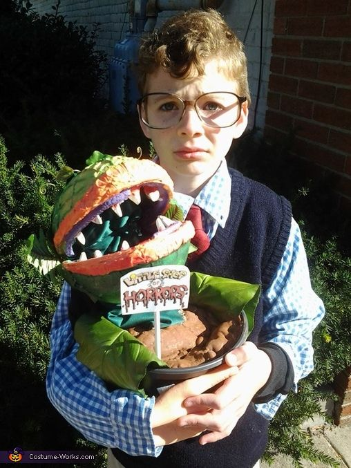 Little Shop of Horrors, Seymour and Audrey II, probably one of my favorites I have seen this year