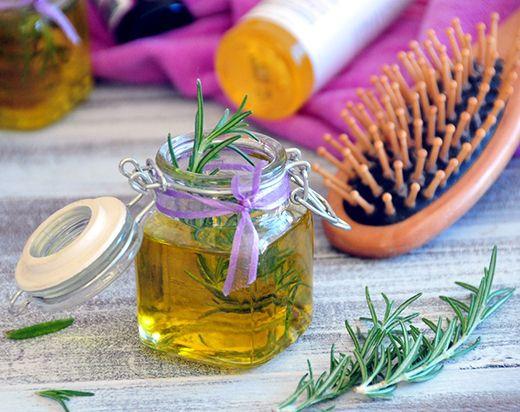 Ενυδατική Θεραπεία Μαλλιών Με Hot Oil / Hot Oil hair Treatment