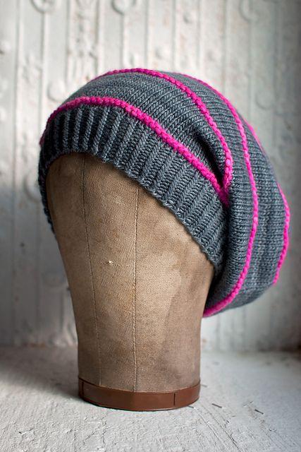 Ravelry: Anillo hat pattern by Miriam L. Felton, Manos del Uruguay Silk Blend & Maxima