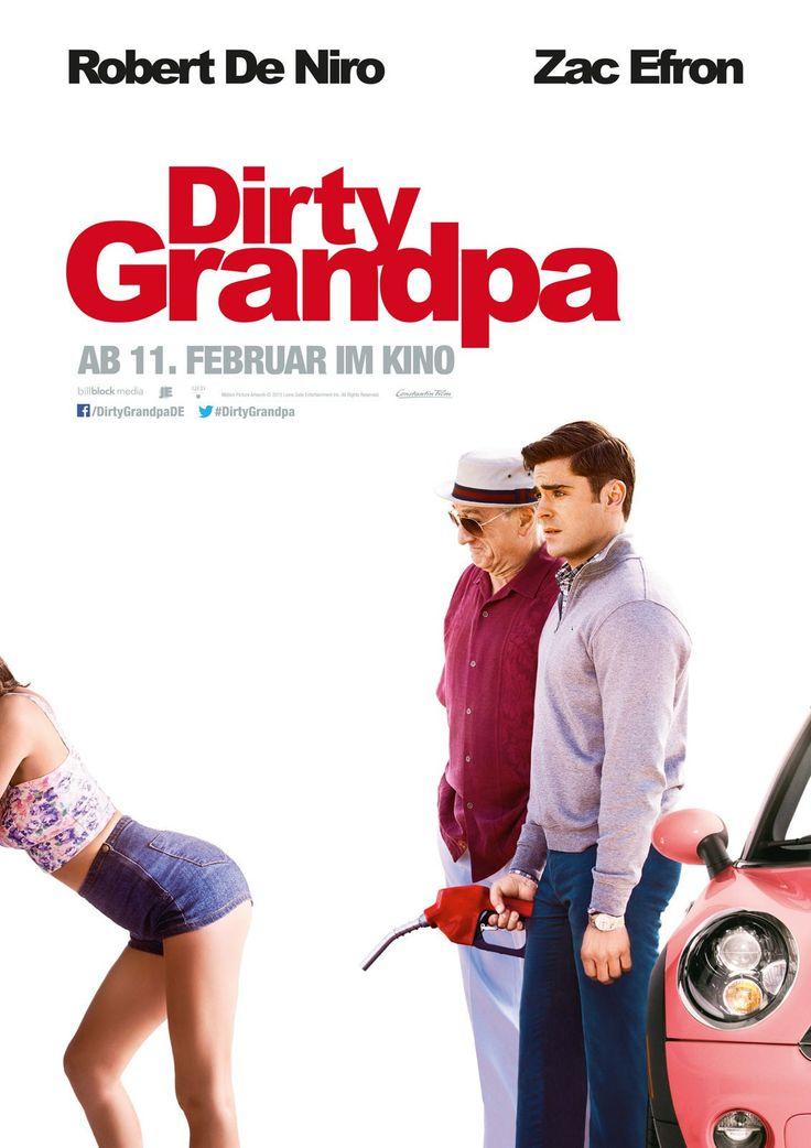 """Schon 2013 bewies Regisseur Dan Mazer das er talent für außergewöhnliche Komödien besitzt mit """"Das hält kein Jahr"""". In seinem neuesten Film Dirty Grandpa wird die Messlatte erneut höher angesetzt und er zeigt uns das das Trugbild der prüden Amerikaner nicht immer zutreffend ist."""