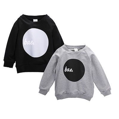 Kids Baby Boy Long Sleeve Sweatshirts Toddler T-Shirt Autumn Tops Clothes //Price: $US $5.48 & FREE Shipping //     #clothing