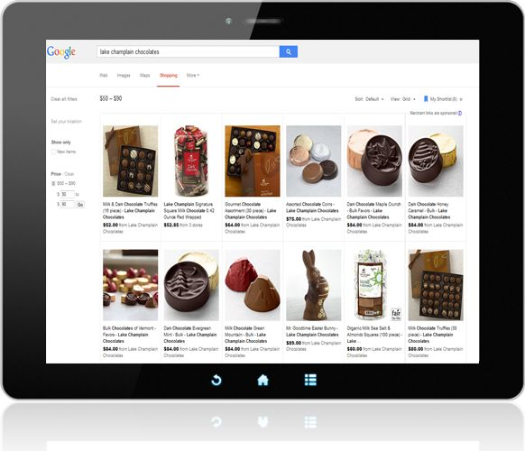 Product Listing Ads