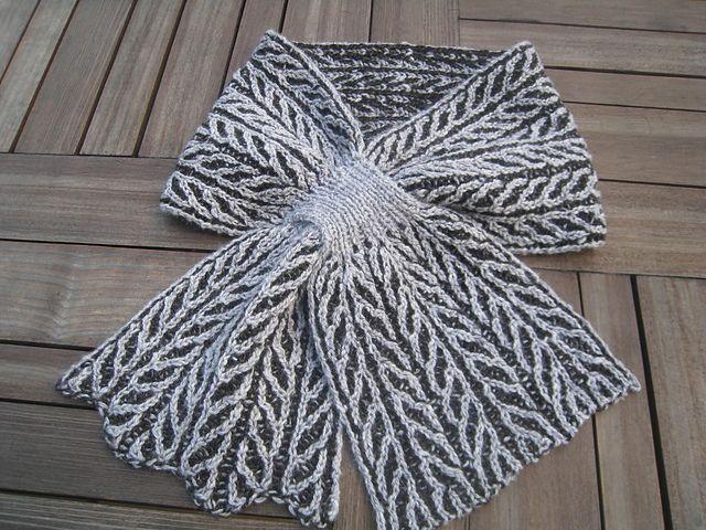 Knitting Nancy Patterns : Ravelry it takes two pattern by nancy marchant brioche