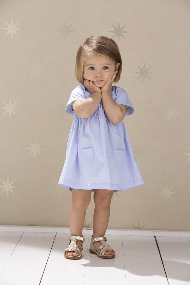 Les 25 meilleures id es de la cat gorie mode enfants sur pinterest style de b b v tements - Vetement bebe fille fashion ...