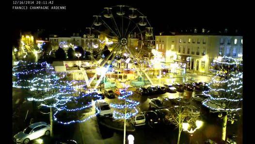 La Grande Roue du Marché de Noël de Reims