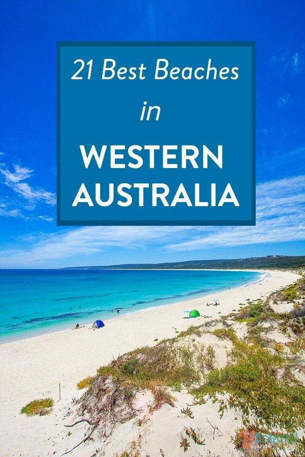 21 of the Best Beaches in Western Australia to set foot on.