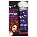 #8: Schwarzkopf got2b POWDER'ful Poudre des Cheveux 10 g