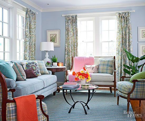 17 best images about house living room on pinterest for Colorful living room furniture