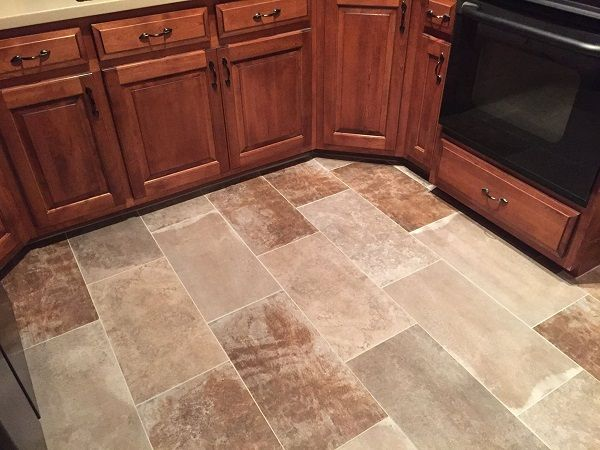 Kitchen Tile Floor Hudson Ohio