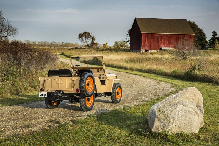 Cool willys mb