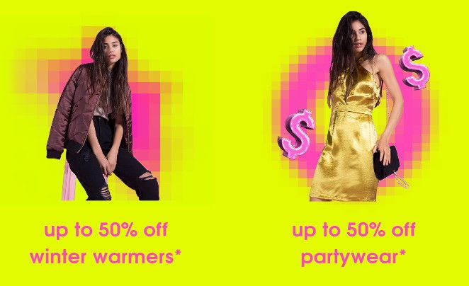 Missguided Discount - Now up to 50% off even more... - http://pynck.com/2016/11/missguided-discount-now-50-off-even.html
