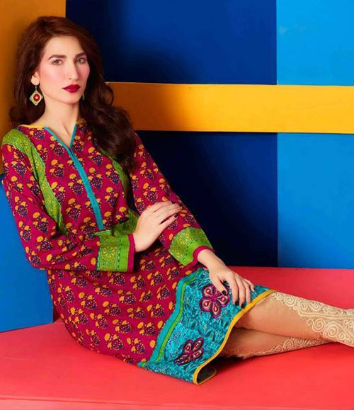 Tawwakal Festive Embroidered Kurtis Collection SBT_408B