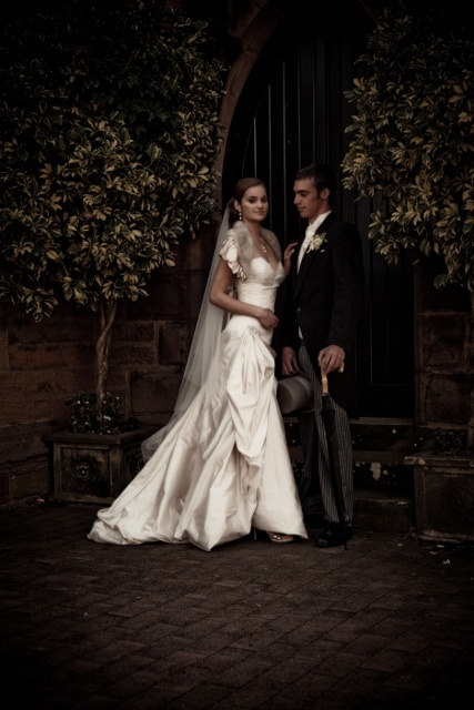 """Bridal Designer - Corston Couture - The """"Rapture"""" Gown"""
