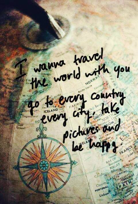 travel / with / you