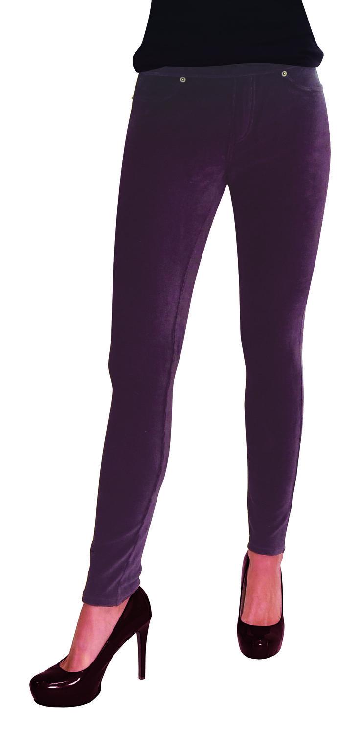MeMoi Women's Velvet Legging Visit http://store.memoistore.com/leggings