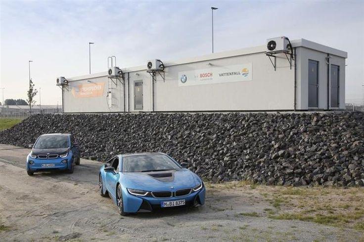 Stockage d'énergie : Vattenfall achète 1 000 batteries BMW
