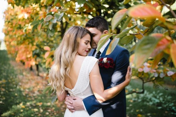 Autumnal Orchard Wedding Inspiration - Amanda Afton - Australian Wedding Photography
