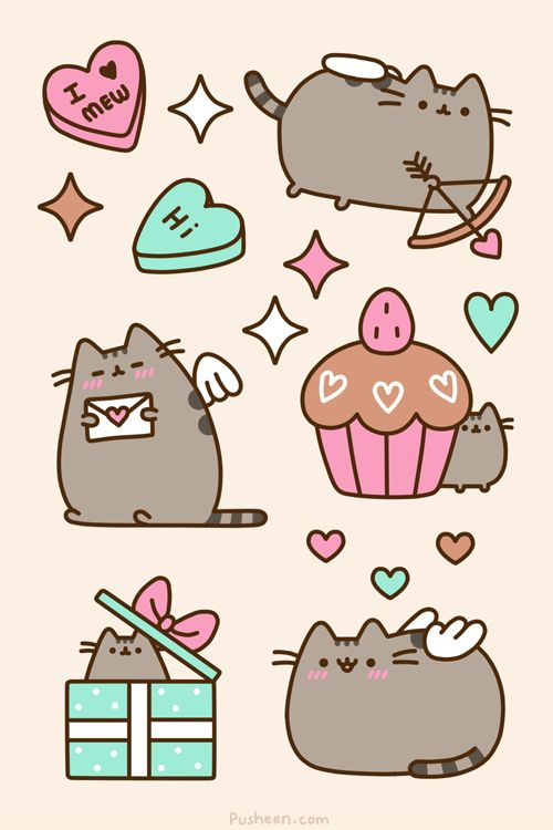 A Definitive Ranking Of My Favorite Holidays (Featuring Pusheen the Cat)