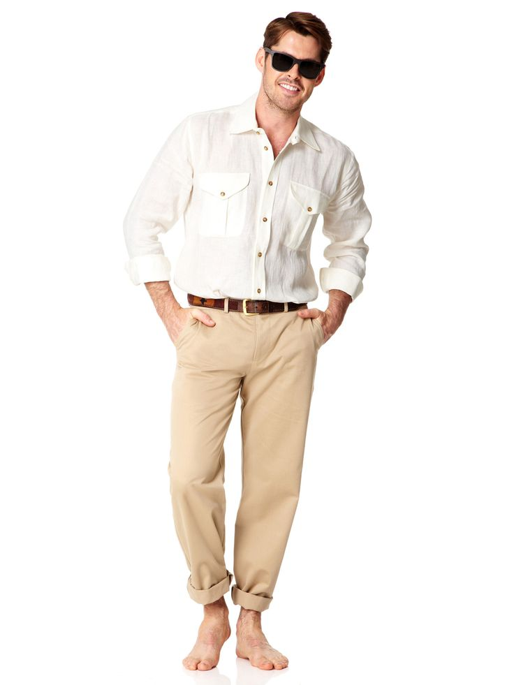 Cotton Safari Chinos http://geraldwebster.com/collections/mens-apparel/products/cotton-safari-chinos-khaki-1
