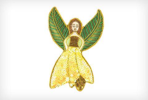Kowhai Angel – www.themotelshop.co.nz
