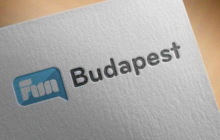 Budapest FUN – logó és arculattervezése. A feladat, modern, egyszerű, trendi logó tervezése volt. Számos tervezet után az alábbi logó nyerte el a megrendelő tetszését, Ebből kiindulva alakítottuk ki a további arculati elemeket.