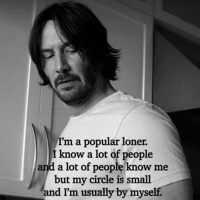 Relatable Keanu Reeves Quotes True Quotes Badass Quotes