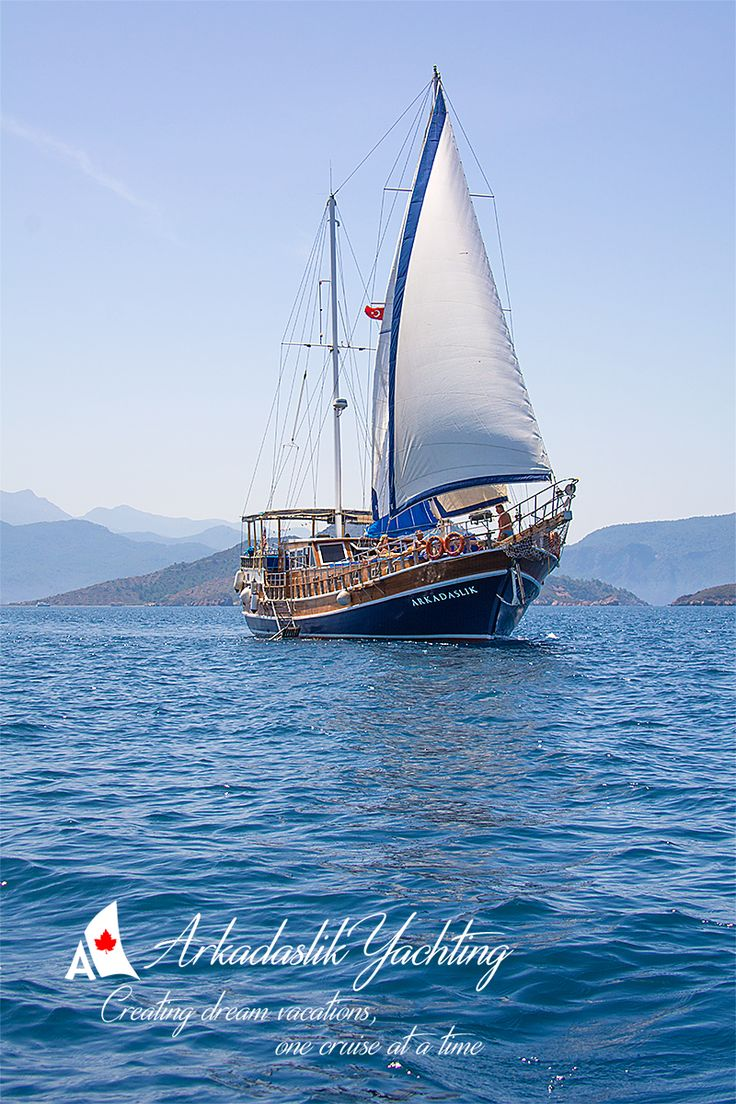 Enjoy your Mediterranean sailing holiday on an exceptionally clean and well-maintained luxury-class Turkish gulet. With 4 double cabins...