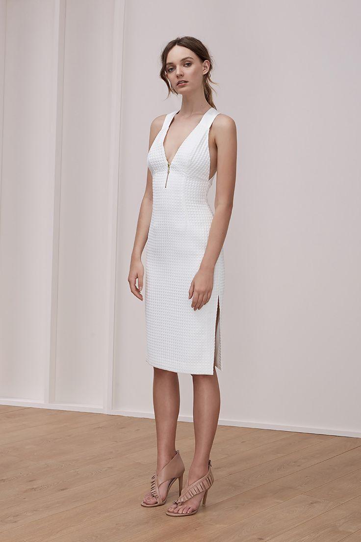 Keepsake Chicago Dress Ivory