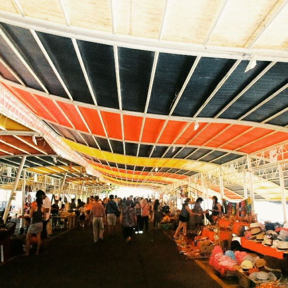 Mercado Fluvial, Valdivia❤🐟❤