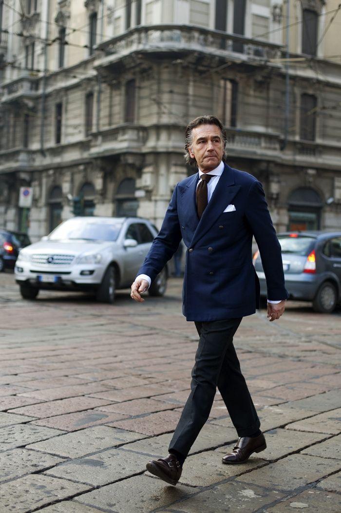 Giampaolo Alliata, former manager at Al Bazar Milano