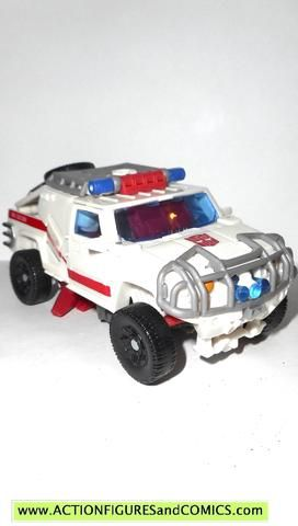 transformers movie RATCHET rescue hunt for the decepticons hftd 2010