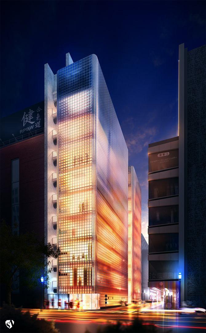 12 Postwork Style Architectural Visualization Tutorials - 3D Architectural Visualization & Rendering Blog