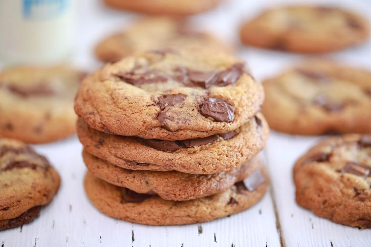 Chef-tested and approved, I will show you how to make the Best Ever Chocolate Chip Cookies and why my recipe will give you the ultimate ooey-gooey cookies!