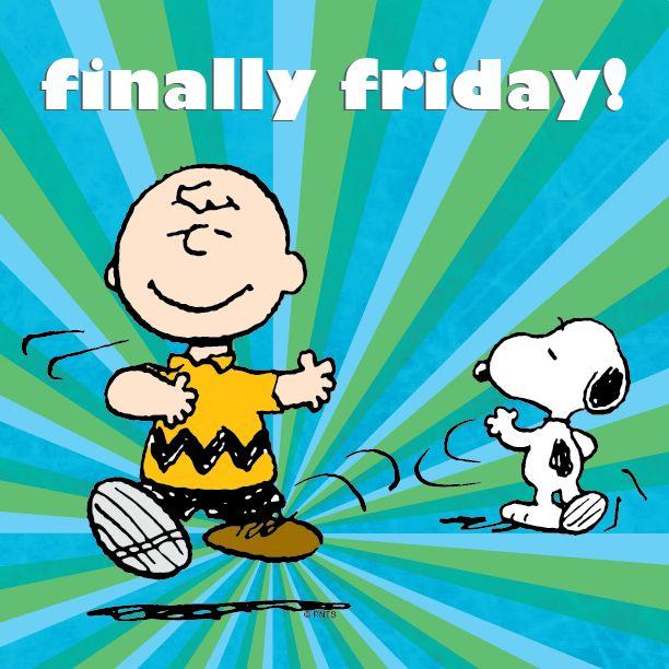 It's Finally Friday!