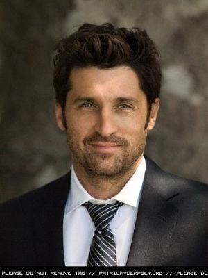 Patrick Dempsey... Grey's would never be the same without him!