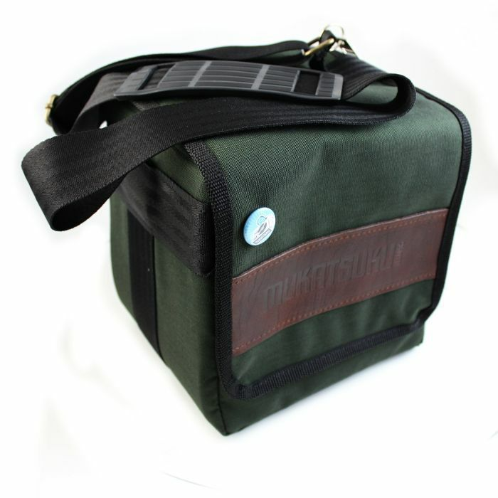 Buy Mukatsuku Records Are Our Friends Cordura 7 Inch 45 Record Bag (dark green with embossed vintage brown leather patch, holds up to 80 x 7 singles) (Juno Exclusive) at Juno Records. In stock now for same day shipping. Mukatsuku Records Are Our Friends Cordura 7 Inch 45 Record Bag