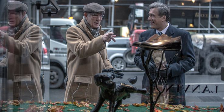 """Richard Gere headlines a marvellous cast (including Michael Sheen, Charlotte Gainsbourg, Steve Buscemi, Hank Azaria and Isaach De Bankolé) in this richly detailed drama from Oscar-nominated writer-director Joseph Cedar (<em>Footnote</em>), about a veteran """"fixer"""" in NYC's Jewish community who gets in over his head when he sets out to impress a visiting Israeli dignitary."""