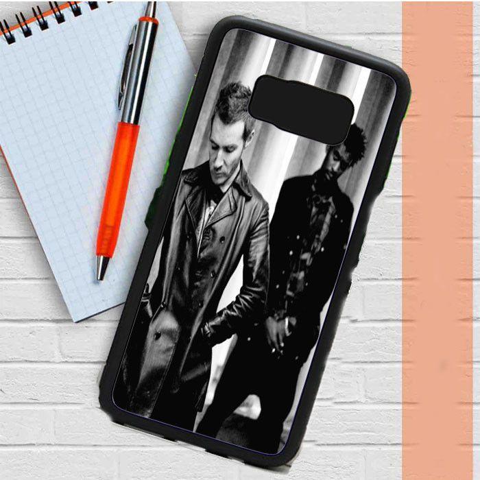 Massive Attack Samsung Galaxy S8 Plus Case Dewantary