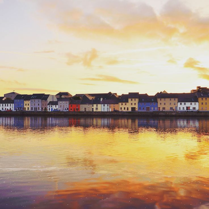 Long Walk Galway