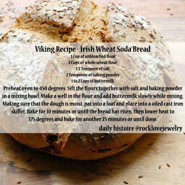 Viking Recipes For Cakes
