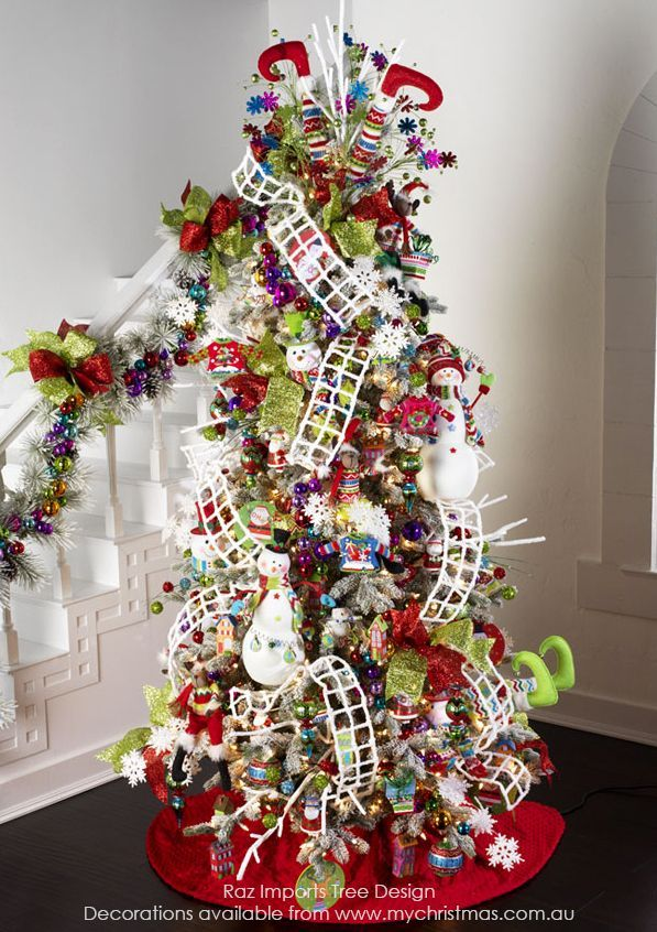2138 best Christmas trees images on Pinterest | Merry christmas ...