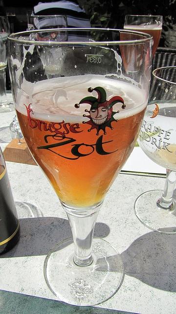 Brewery 'De Halve Maan'  Beer Museum - Bruges, Belgium