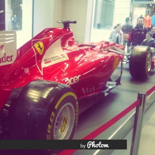 Ferrari #8