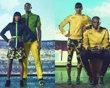Jamaica Olympic Uniform 2012… Cedella Marley