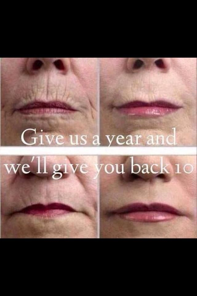 Look at those amazing #Nerium results.  If you have skin, it works, for both men & women.  #AllNatural patented botanical formula.  30 day $ back guarantee.  Get yours now. ==> http://tammy1070.nerium.com