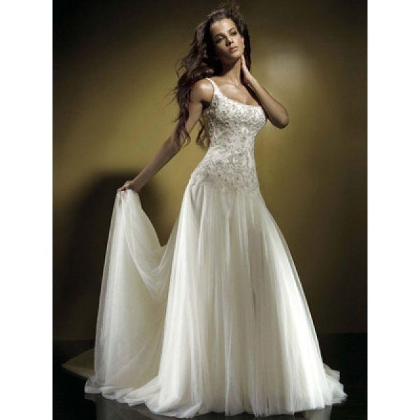 25 best ideas about drop waist wedding dress on pinterest for Drop sleeve wedding dress
