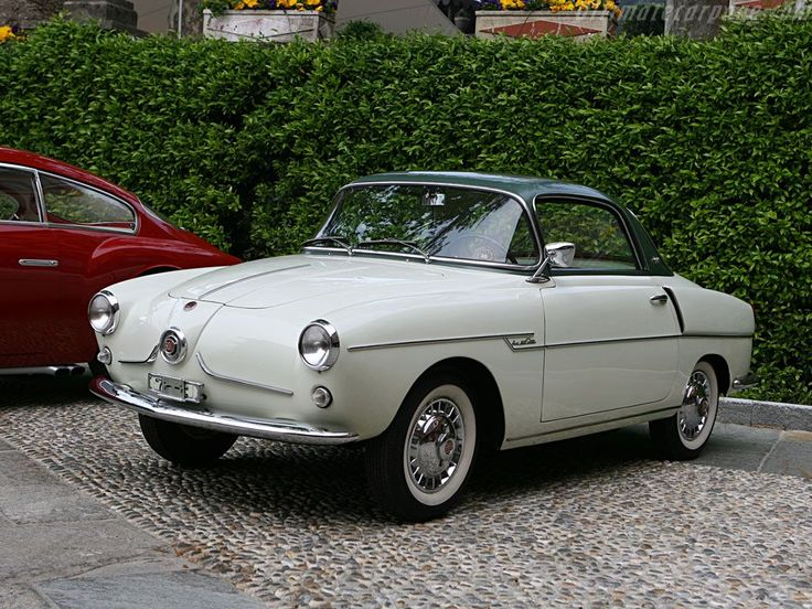 FIAT 600 COUPE - by Carrozzeria Viotti of Turin