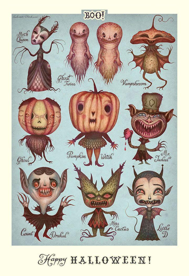Halloween 2015 en image